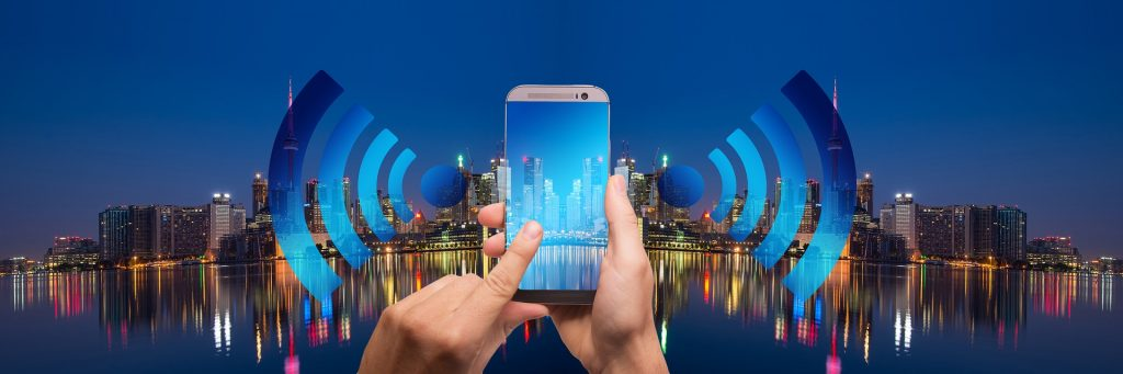 Apps para ciudades inteligentes.