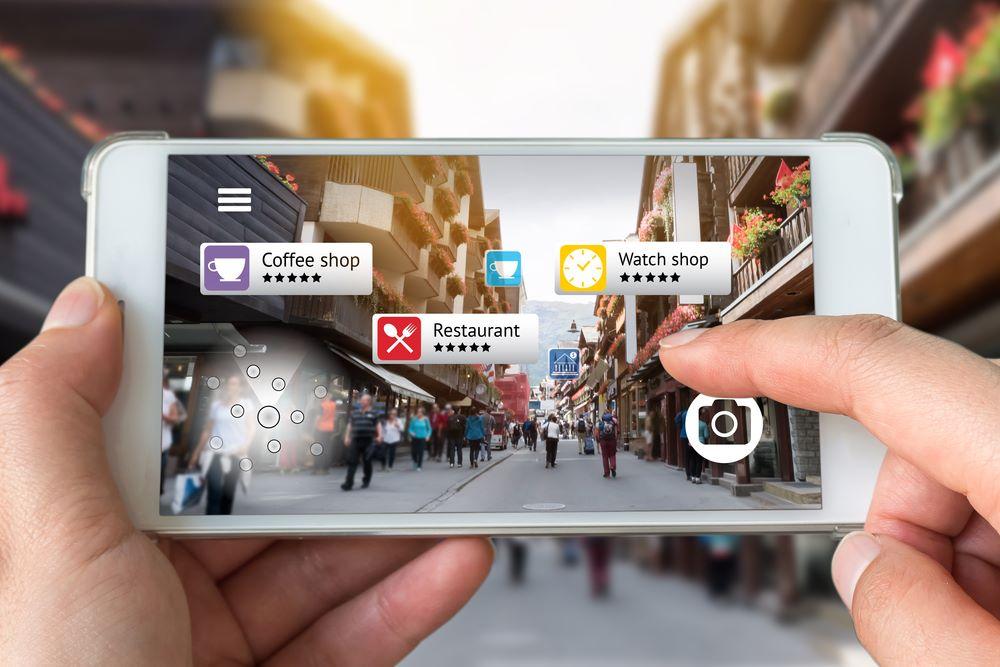 Apps Exitosas de realidad Aumentada