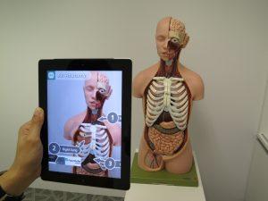 Apps de Salud con Realidad Aumentada
